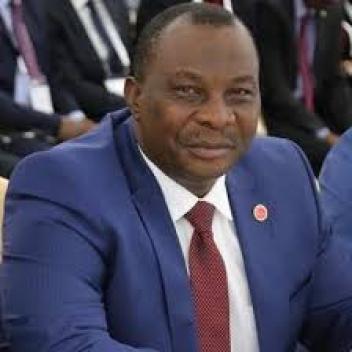 Meeting du PDCI,  Yamoussoukro, Adjoumani Kobenan Kouassi,