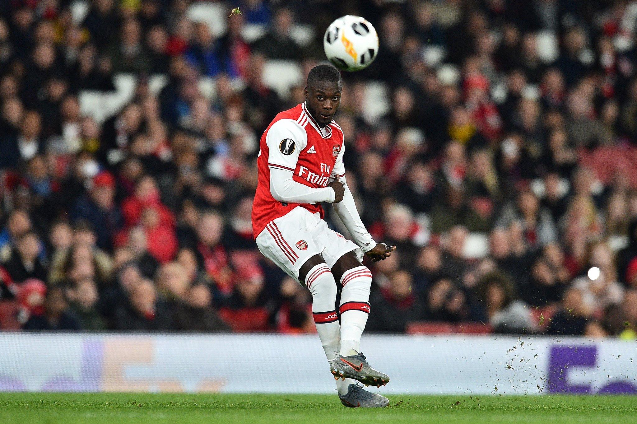 Football,Nicolas Pépé,Arsenal