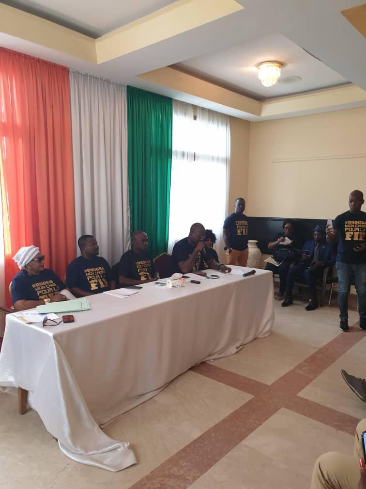 Didier Drogba,FIF,candidature,Mouvement de soutien à la candidature,caution,5 millions FCFA