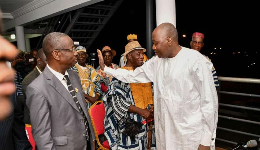 Amadou Gon Coulibaly,Premier Ministre,Tonkpi