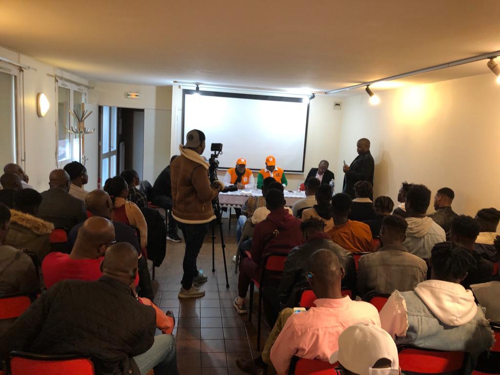 RHDP,Diaby Lanciné,Rhdp diaspora