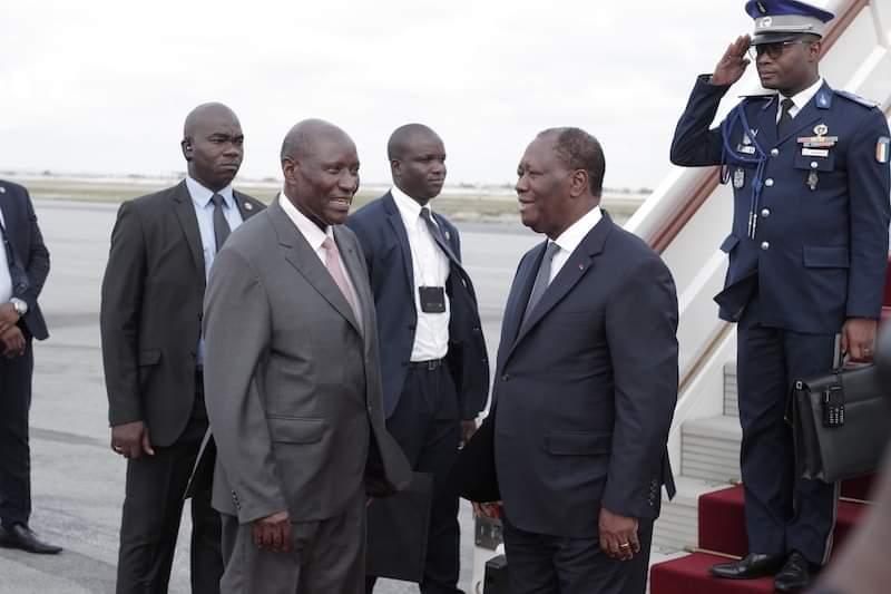 Présidence de la République,Alassane Ouattara