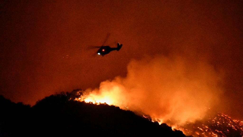 Californie,incendie,Etats-Unis