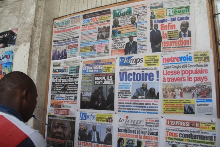 Titrologie,Revue de presse,Soro Guillaume,Rhdp