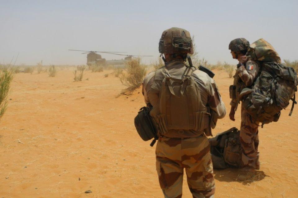 Militaire français tué au Mali