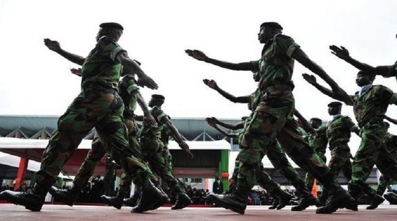 Armée,Officier révoqué