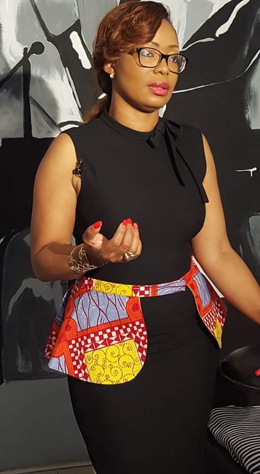 Afrikfashion Show, Isabelle Anoh,