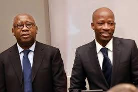 PDCI,Déclaration face aux procès Laurent Gbagbo et Blé Goudé