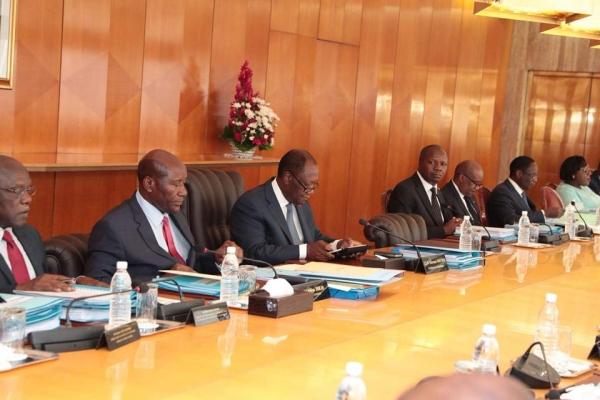 Conseil des ministres du 6 novembre 2019