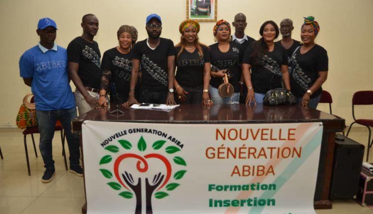 Nouvelle Génération Abiba,Insertion socioprofessionnelle,Jeunes,Jeunesse