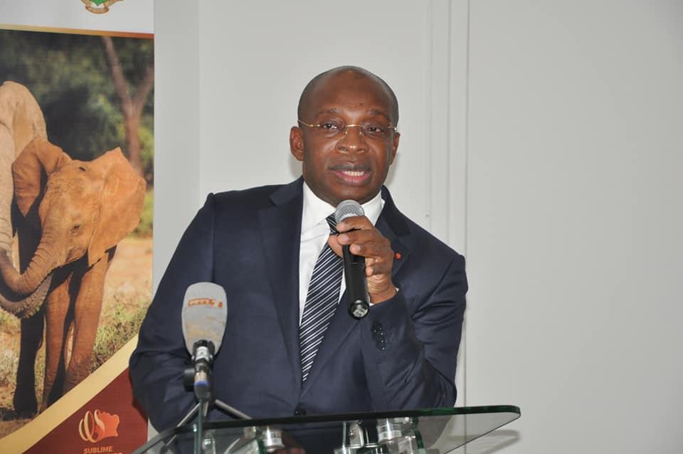 Conseil national du tourisme,Siandou Fofana,Dr Aphing Kouassi