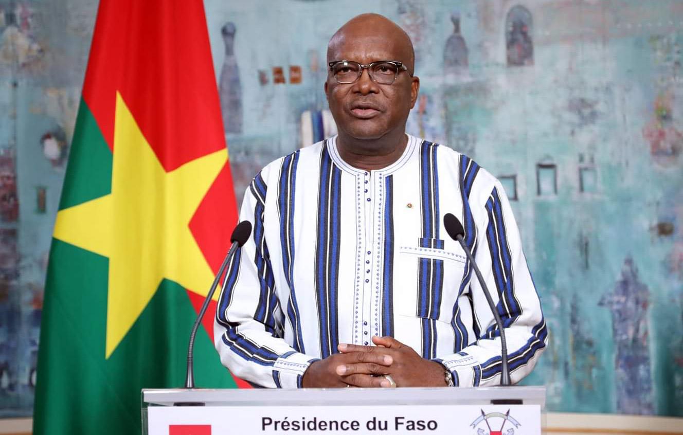 Burkina Faso,Roch Kaboré,président,terrorisme,discours à la nation