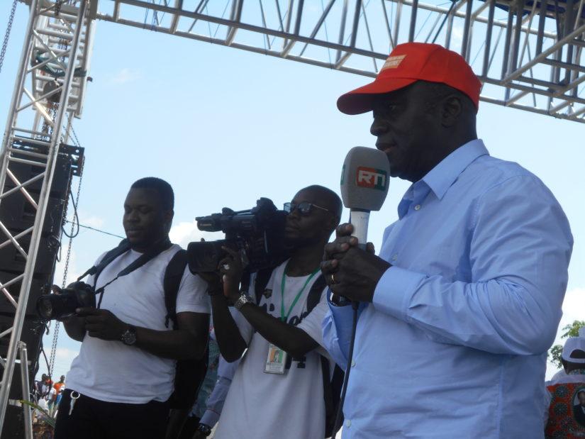RHDP,Journée du militant,Aboisso