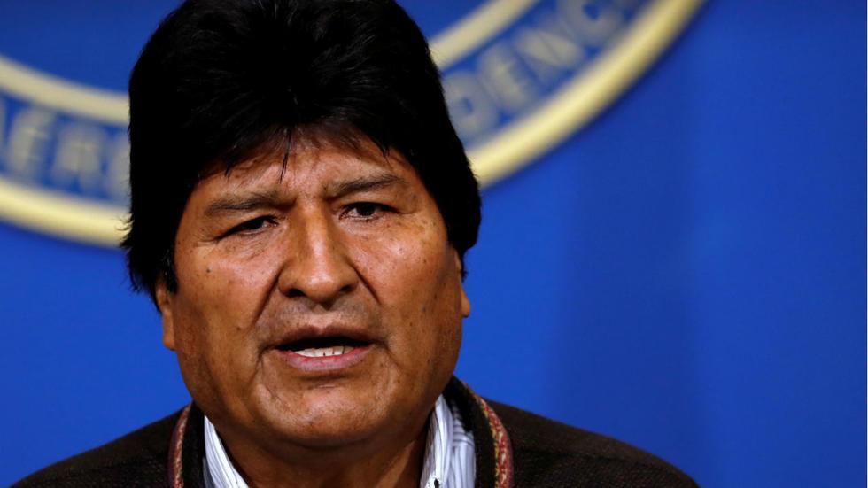 Bolivie,Evo Morales,Mexique,exile