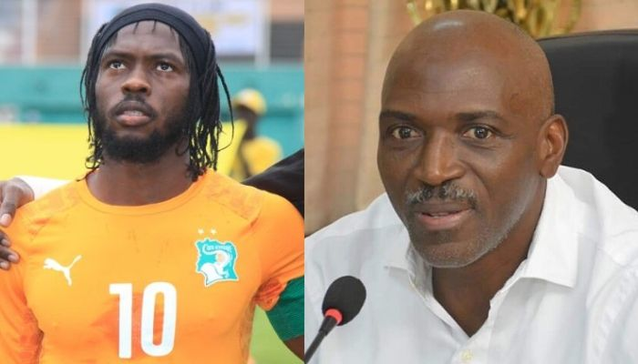 Football,Eléphants de Côte d'Ivoire,Gervinho,Kamara Ibrahim