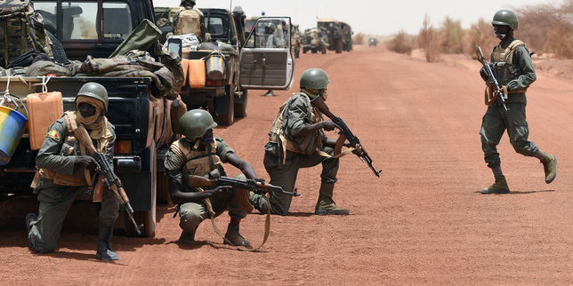 Mali,Armée,Guerre,Antijihadiste,Jihadistes