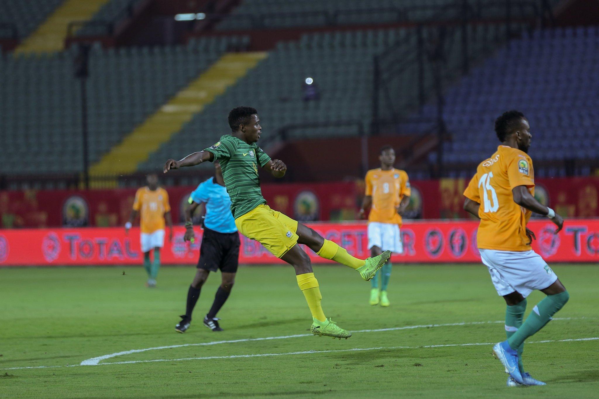 Football,Afrique du Sud,Cote d'Ivoire,Can u23
