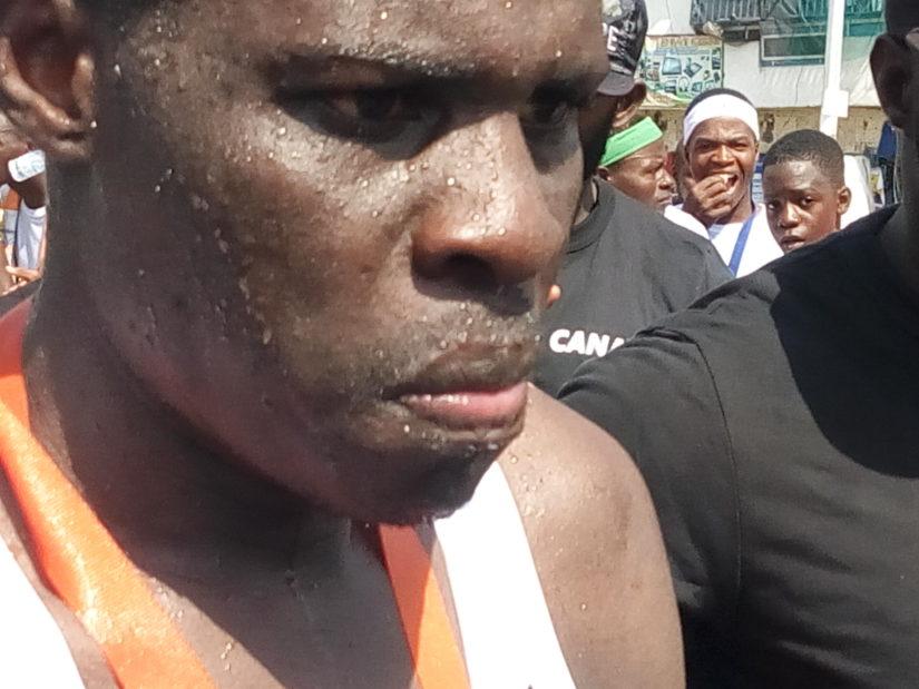marathon d'Abidjan,vainqueur