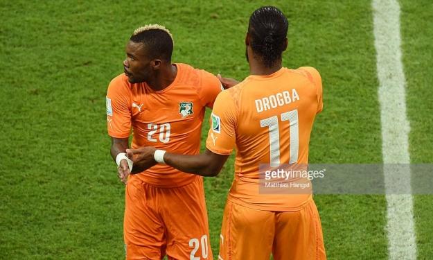 Football,Serey Dié,Didier Drogba