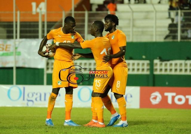 Football,Côte d'Ivoire,Eléphants,Nicolas Pépé,Max Gradel