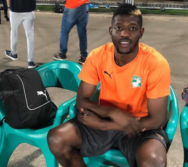 Football,Can u23,Espoir,Sangaré Ibrahim