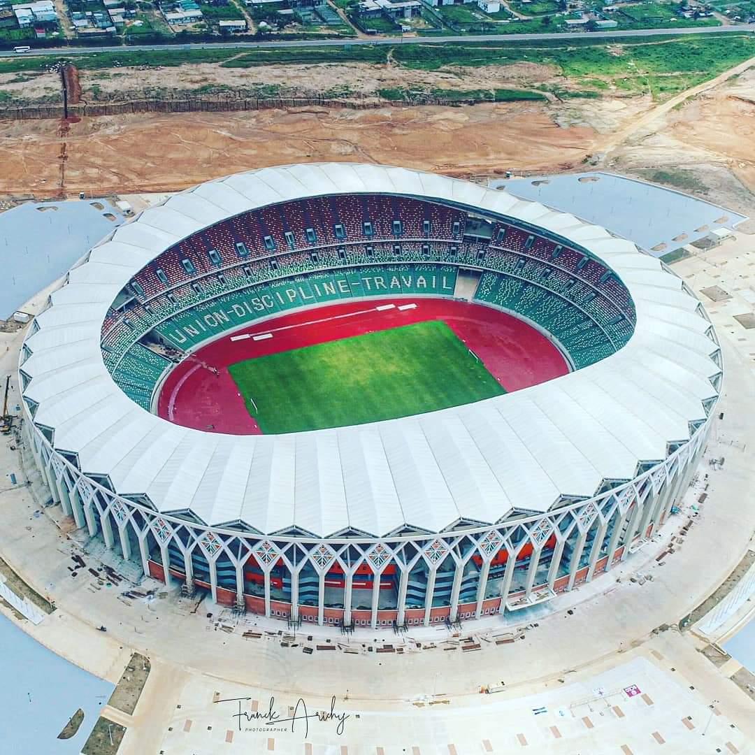 Football,Stade d'Ebimpé