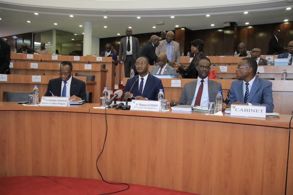 Assemblée nationale,budget de l'état
