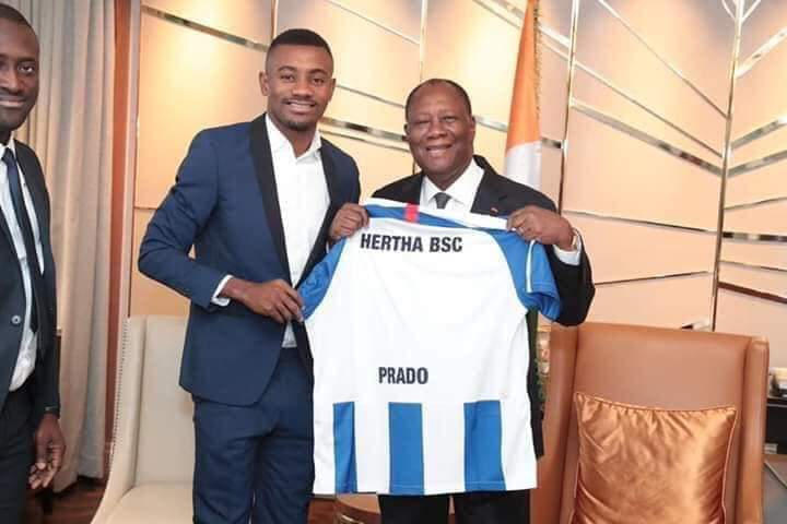Football,Salomon Kalou,Alassane Ouattara