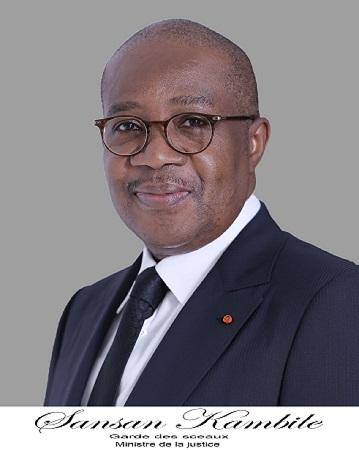 Ministère de la Justice,Sans ans Kambilé,Révocation magistrat