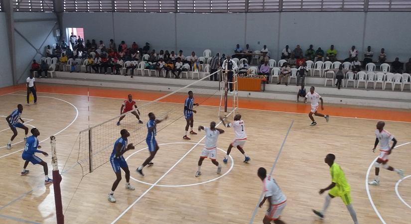 Volley-ball,Championnat