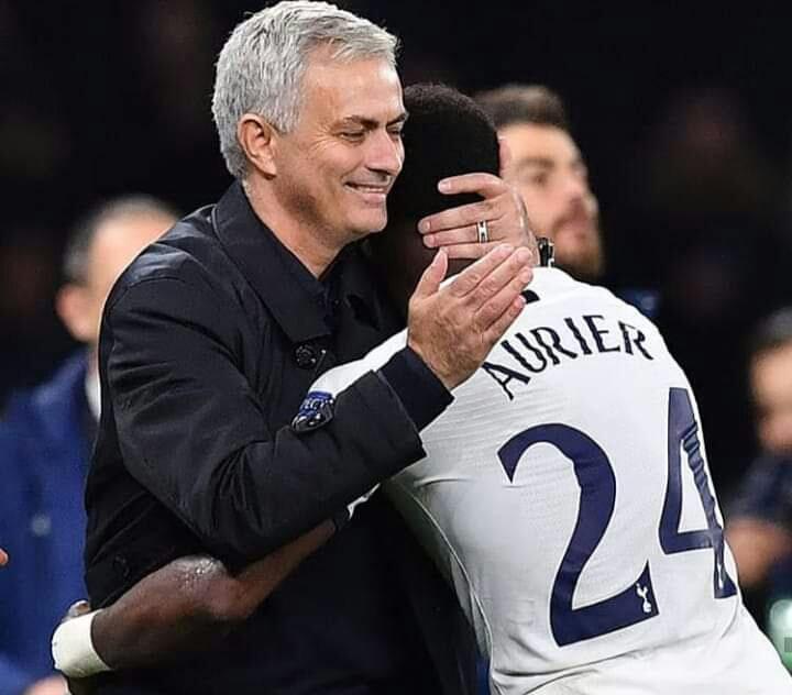 Football,Serge Aurier,José Mourinho
