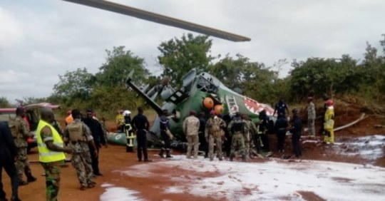 Katiola,hélicoptère,collision,Alassane Ouattara,Hambol