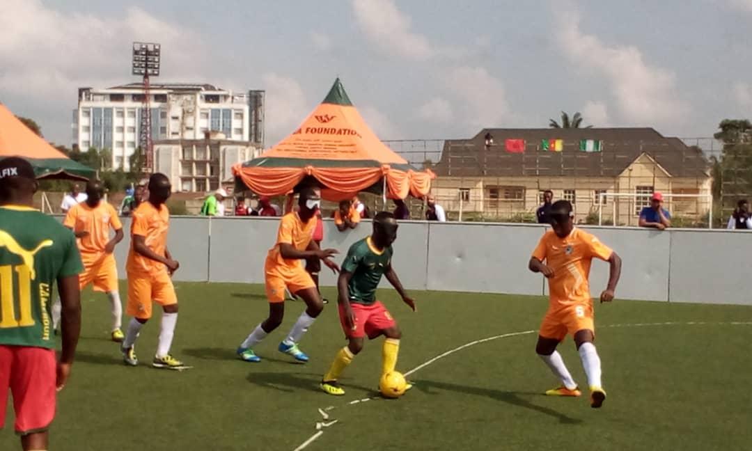 Cecifoot,Nigeria,Cote d'Ivoire