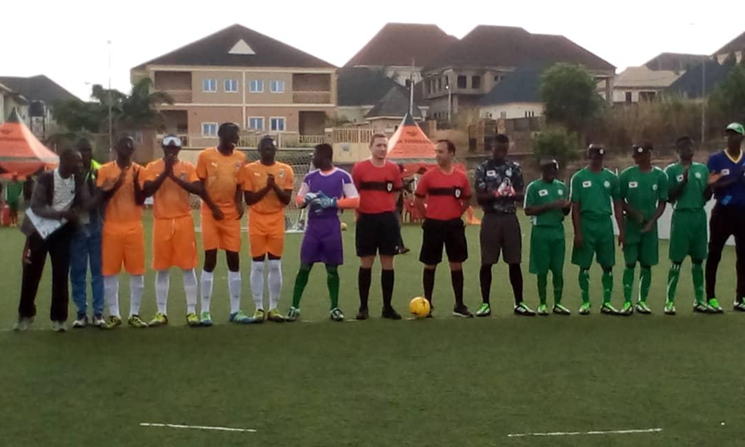 can-cecifoot-au-nigeria-les-elephants-affronteront-le-maroc-en-demi-finale