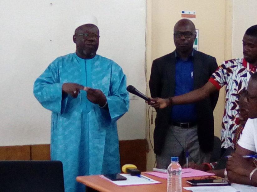 Mutilations génitales,Imam Cissé Djiguiba