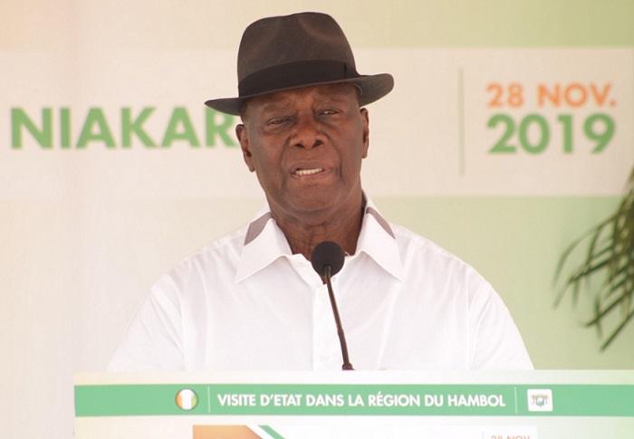 Visite d'Etat,Hambol,Alassane Ouattara
