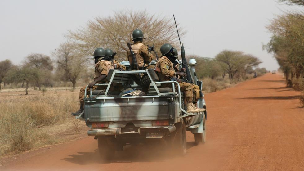 Burkina Faso,Niger,Cote d'Ivoire,Terrorisme