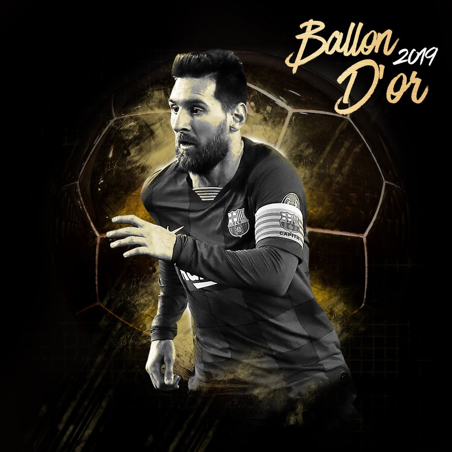 Lionel Messi,Ballon d'or