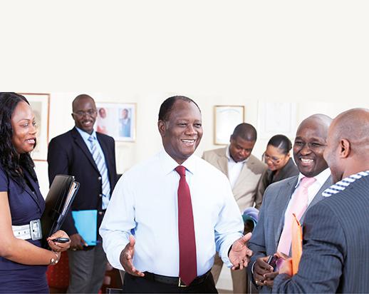 Entrepreneur,Emergent,Alassane Ouattara