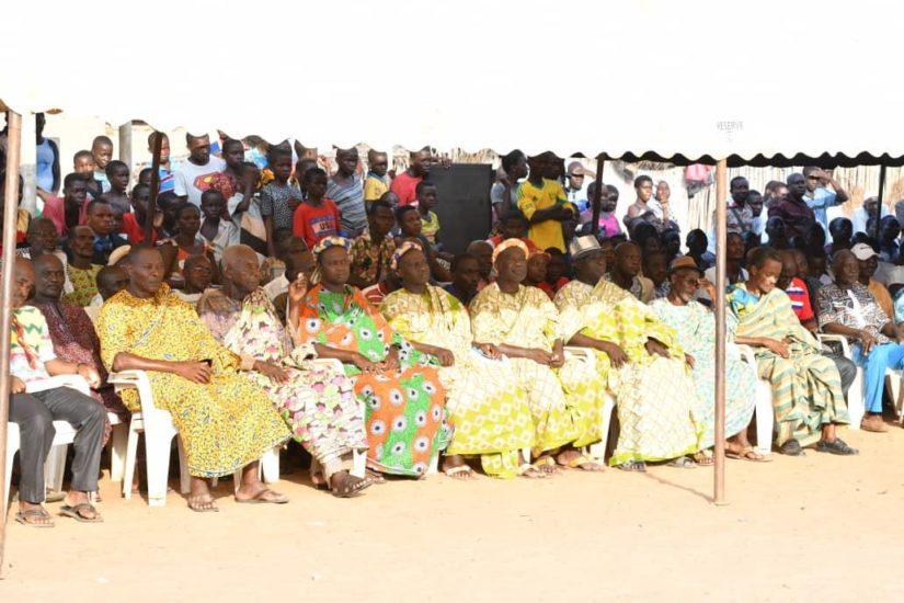 Rencontre Alassane Ouattara -chefs Baoulé,Yamoussoukro