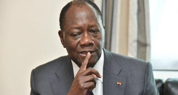 Alassane Ouattara,Houphouet Boigny,Rhdp
