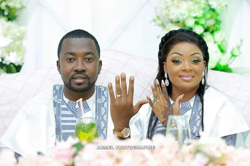 Bamba Amy Sarah,  mariage. Souleymane Kamagaté,