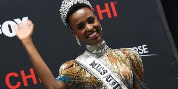 Beauté,Miss Afrique du Sud,Miss Univers,