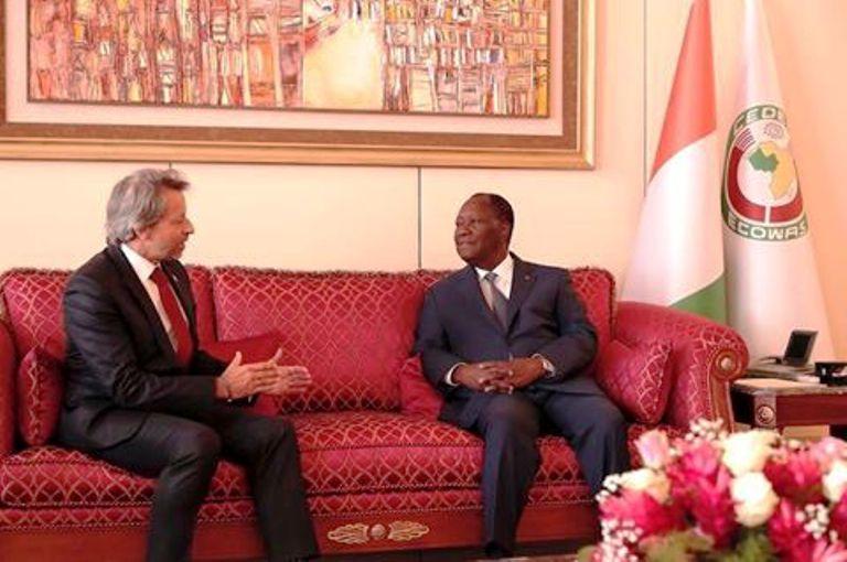 Election 2020,Union européenne,Alassane Ouattara