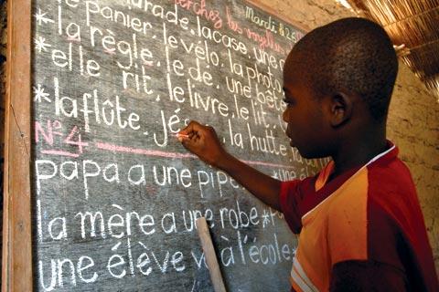 Aide à l'Afrique,Partenaires au développement