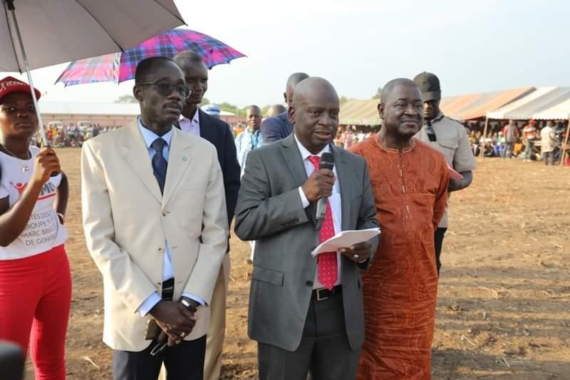 Abdoulaye Kouyaté,congés anticipés,Gohitafla,collège de proximité