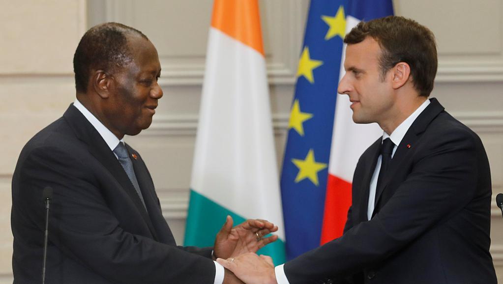 macron-et-ouattara-rendront-hommage-aux-victimes-de-bouake