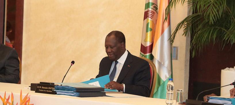 Armée,Alassane Ouattara,Ouattara Issiaka,grade,nomination