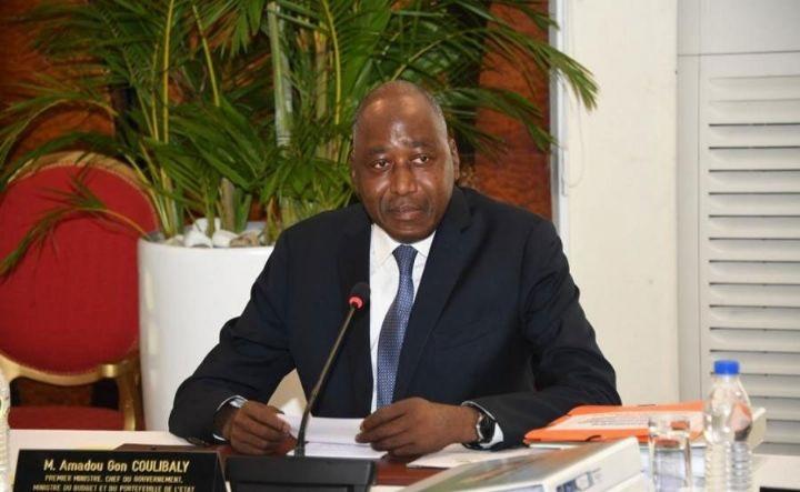 Premier ministre,Bondoukou,Amadou Gon,université,première pierre