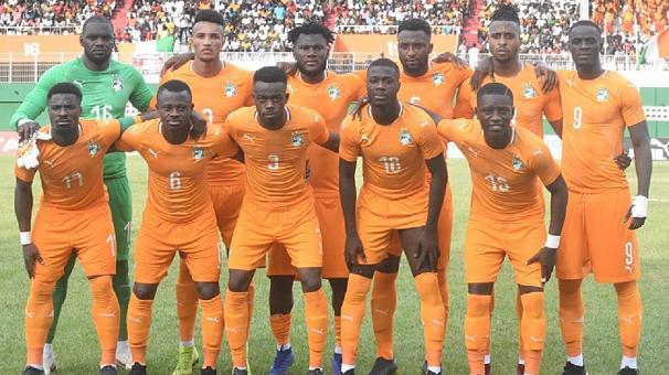 Football,Eléphants de Côte d'Ivoire